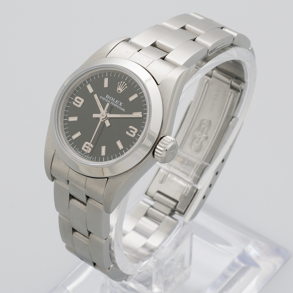Vintage rolex oyster perpetual lady for Vintage rolex oyster