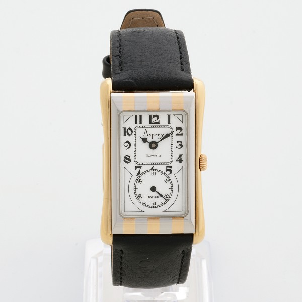 Asprey dress watch