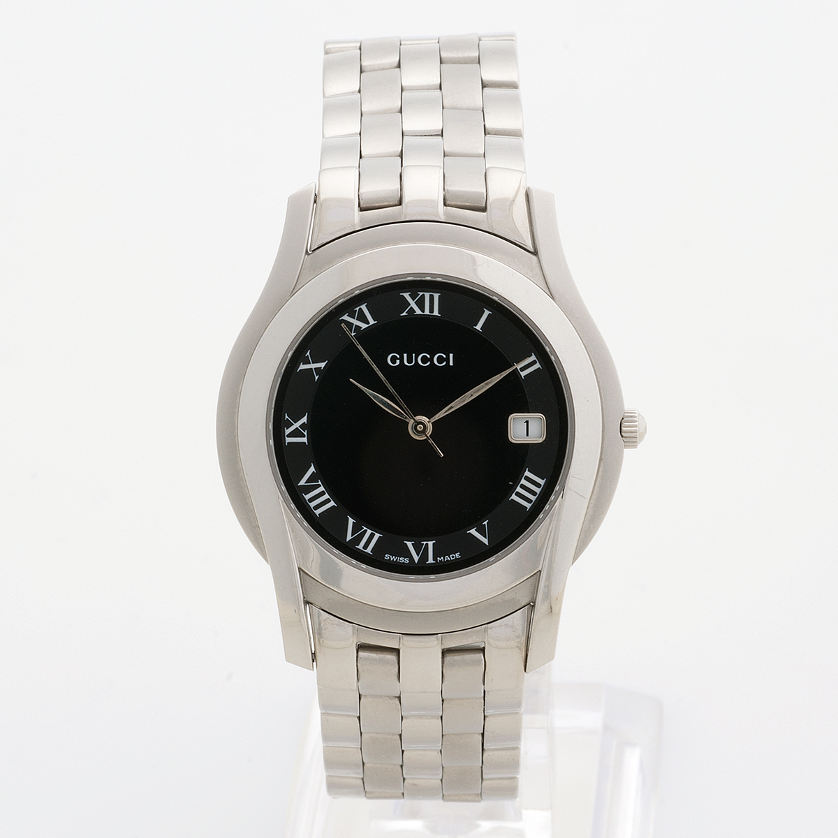 c850271ab4e Preowned Gucci 5500m Watch