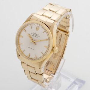Rolex Air King 5500 9K gold W1939_3