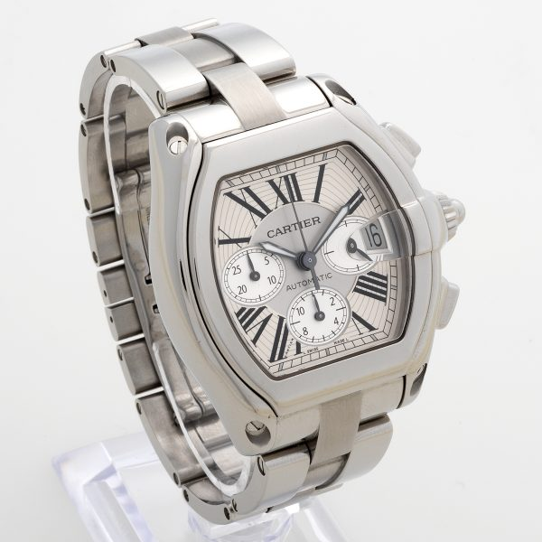 Cartier Roadster XL Chronograph W1961_2