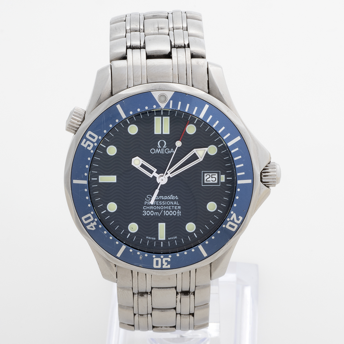 Omega Seamaster 300m Automatic 2531 80 00 Vintage And
