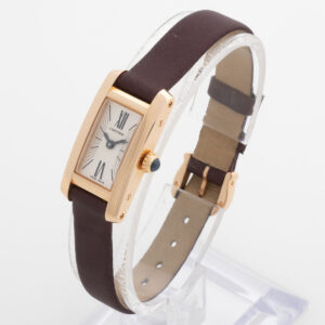 Cartier Tank Allongee Lanieres