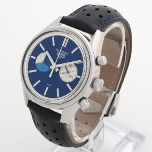 Tag Heuer x Rake x Revolution Carrera Blue Dreamer