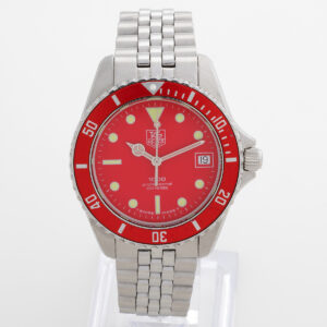 Tag Heuer 1000 red W2333_1
