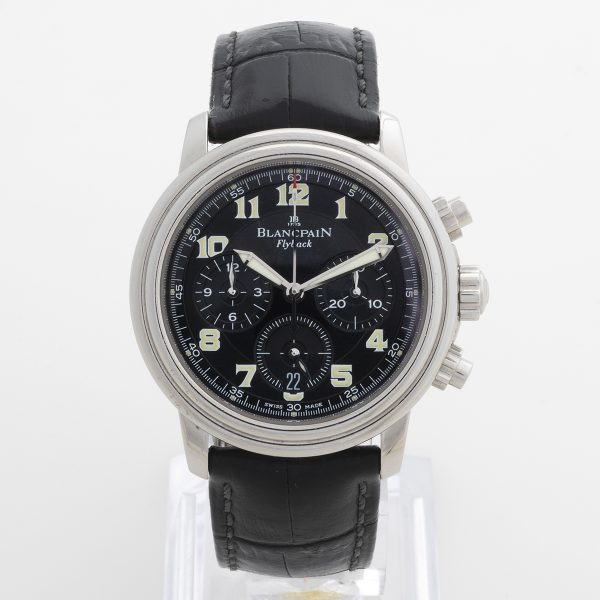Blancpain Leman Flyback Chronograph