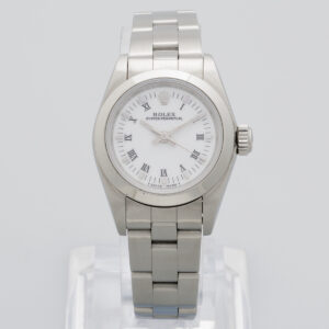 authentic rolex oyster perpetual lady