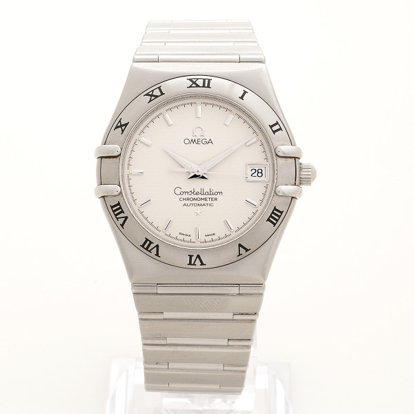 Omega Constellation Gents steel W1229_1