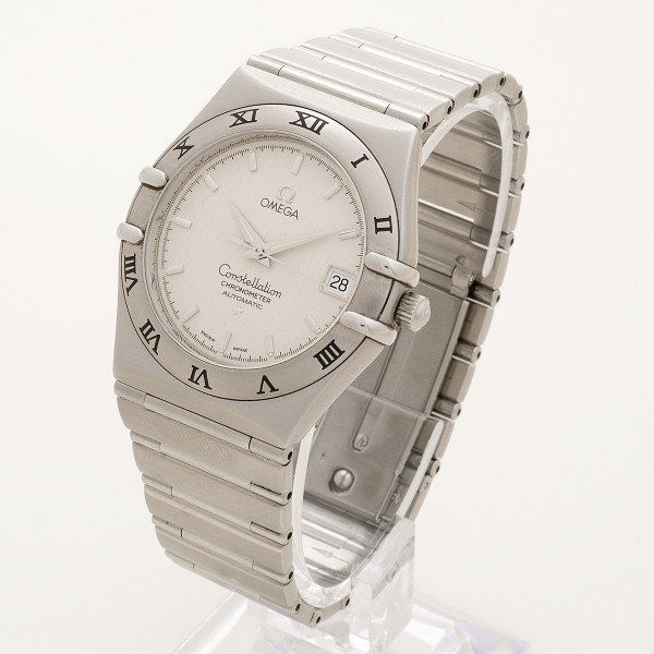 Omega Constellation Gents steel W1229_3