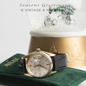 vintage rolex christmas gifts