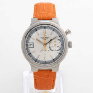 Longines Conquest 1972 Munich Olympics Mono Pusher