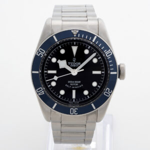 Tudor Black Bay Blue