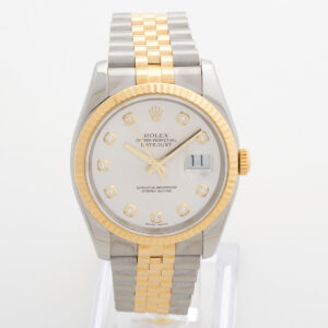 Rolex Datejust 116233 diamond W2608_1