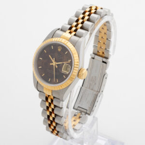 Rolex Lady Datejust wood dial 69173 W2643_3