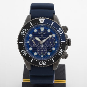 Seiko Solar Divers Chrono Blue SSC701P1 CS008_1