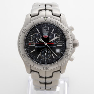 Tag Heuer Link Chronograph CT1111