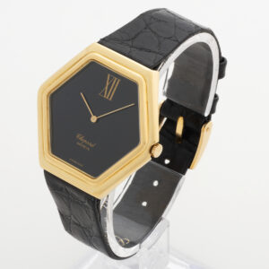Chopard Jumbo Hexagonal vintage 18k for Kutchinsky