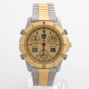 Tag Heuer 2000 split second 100th 265.406 W2947_1
