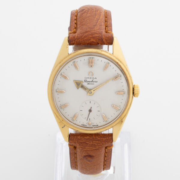Omega Ranchero 36mm case gold plated PK2990 W3033_1