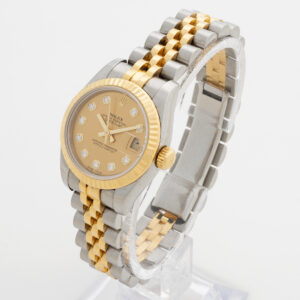 Rolex Lady Datejust 179173 Diamond dial