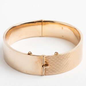Chequered Wide bangle