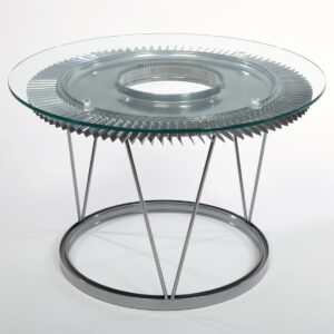 Rolls Royce Avon Fan Blade Jet engine Coffee table