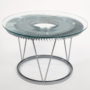 Rolls Royce RAF Canberra Coffee Tables (RIMMED) F146_1