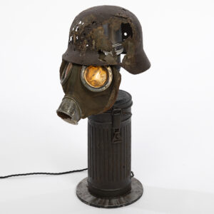 "WW2 Table lamp ""Stalingrad"""