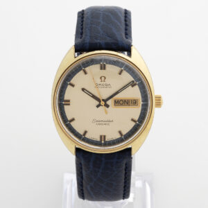 Omega Seamaster Cosmic Gold Plate W3419_1